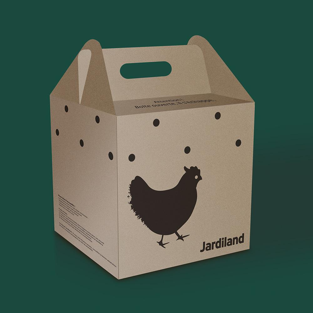 afec boîte carton jardiland recyclable