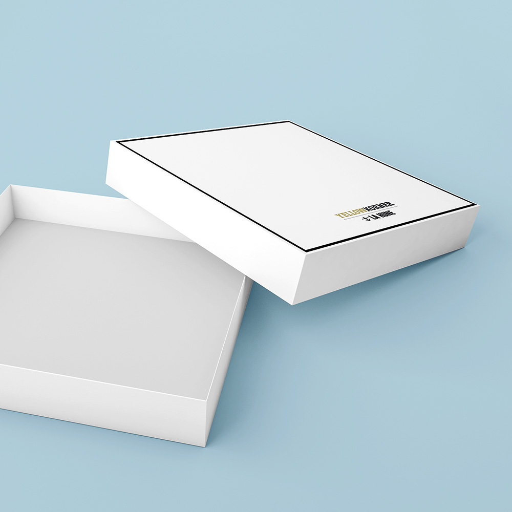 conception boîte haut de gamme ecoresponsable
