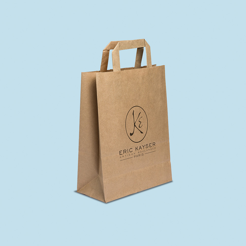 ecoconception sac papier kraft recyclable paris