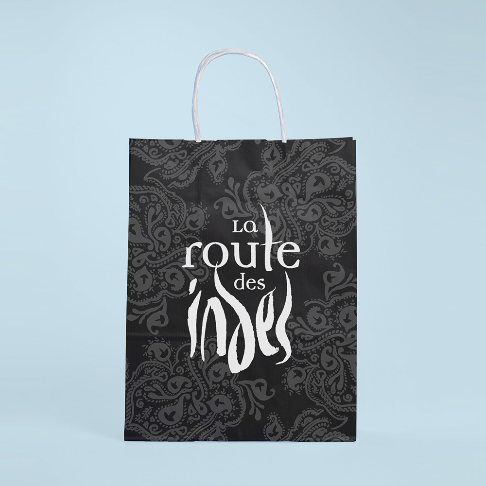 sac papier afec route indes