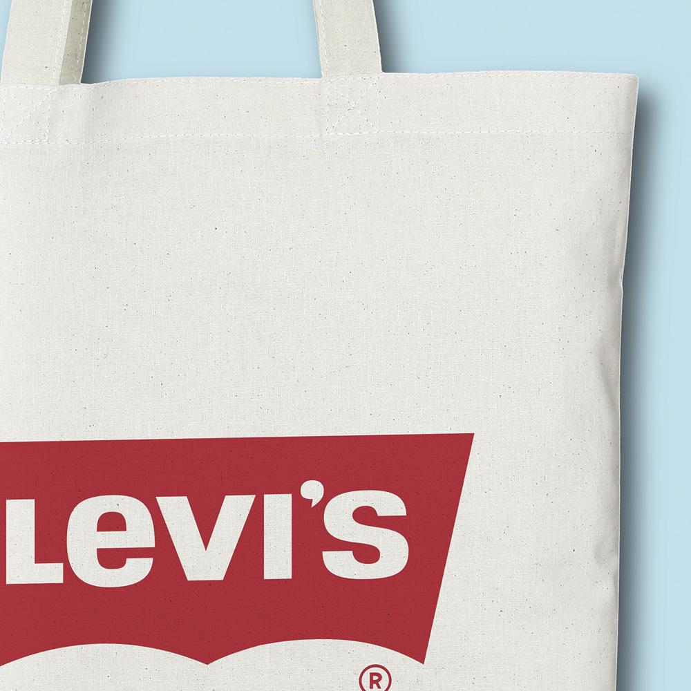 sac en tissu levis eco-conçu paris