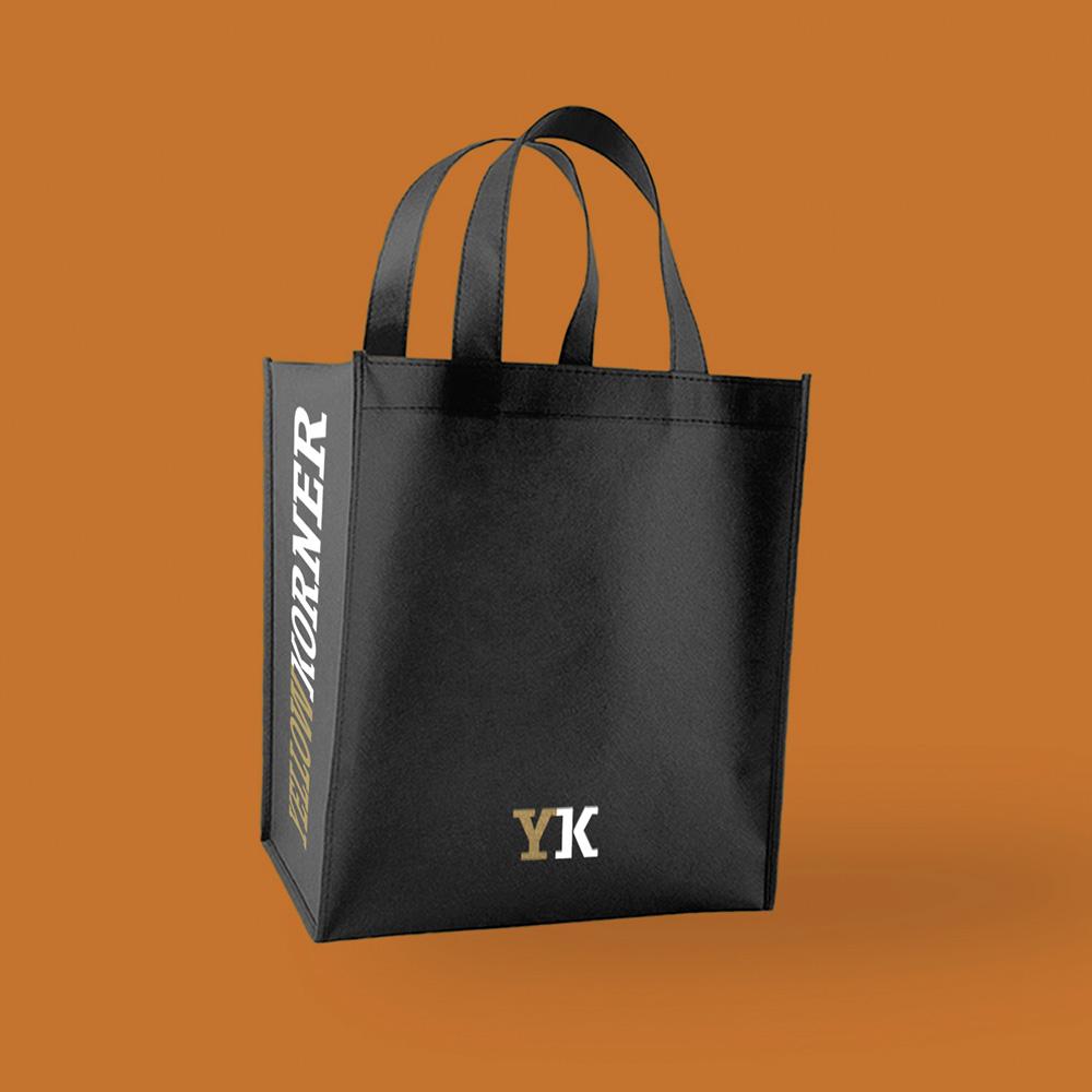 sac tissu emballage ecoresponsable cabas