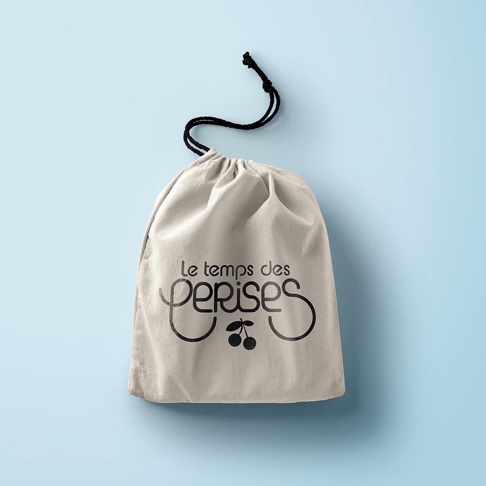 agence emballage conception sachet tissu